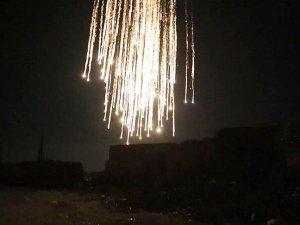 Rusya'nın fosfor bombası kullanması suç teşkil ediyor