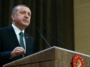 Erdoğan: İbadethaneleri hedef alan terör örgütü bu topraklara ait değildir