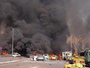 Şam'da iki bombalı saldırı: 12 ölü