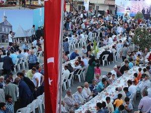 AK Parti İstanbul il teşkilatından terör mağdurlarına iftar