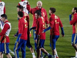 İspanya ile Çek Cumhuriyeti maçı yarın