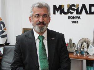 """""""Türkiye'nin büyümesi asla durdurulamayacak"""""""