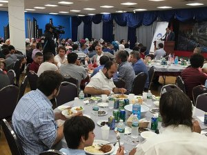 TÜRKEN Vakfı'ndan New York'ta iftar programı