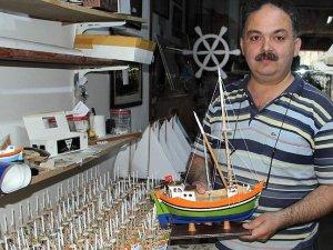Maket ustaları 'denizi, tekneyi seven gençler' arıyor