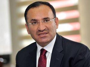 """Adalet Bakanı Bozdağ: """"Adli süreçler de işletilmektedir"""""""
