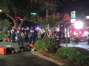 ABD'de gece kulübünde silahlı saldırı: 50 ölü