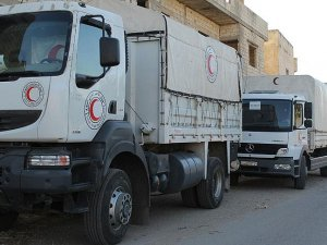 BM'den Suriye'ye insani yardım