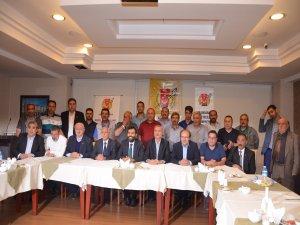 11 ilin gazetecileri Aksaray'da buluştu