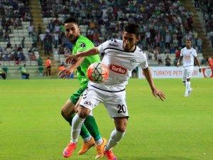 Konyaspor'a PTT 1. Lig'den yakın takip