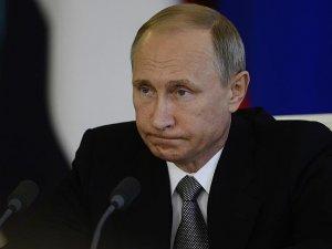 Putin, ABD Başkanı Obama'ya taziye mesajı gönderdi