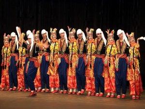 Halk oyunları Türkiye Şampiyonası'nda dereceye girenler belli oldu