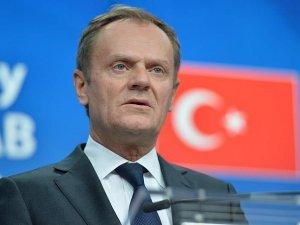 Tusk: Türkiye güvenilir bir ülke