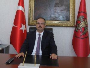 Konya'nın yeni valisi Canbolat göreve başladı