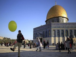 İsrail, Mescid-i Aksa'yı haritadan 'sildi'