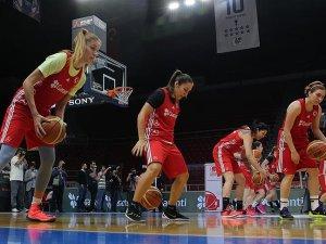 A Milli Kadın Basketbol Takımı yarın Arjantin ile karşılaşacak