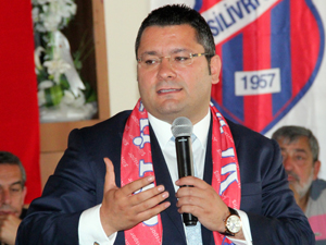 Ümit Kalko ile hedef Süper Lig