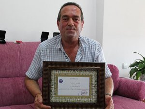 33 yılda 72 ünite kan bağışladı