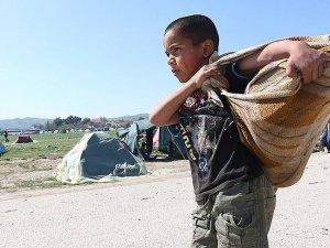 UNICEF: Her 10 çocuk sığınmacıdan 9'u refakatsiz
