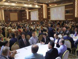 Konya SMMMO'da geleneksel iftar programı