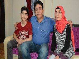 Terör mağduru ailenin ramazanda sıla özlemi