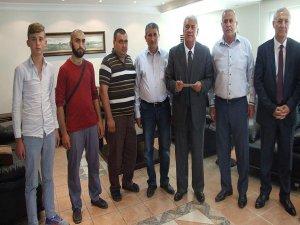 Atalay Filiz'in yakalanmasına katkı sağlayan esnafa ödül