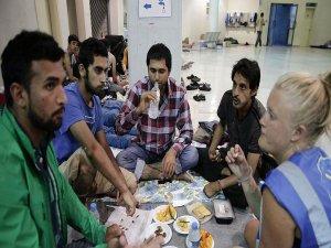 Sığınmacıların 'araftaki' ramazanı