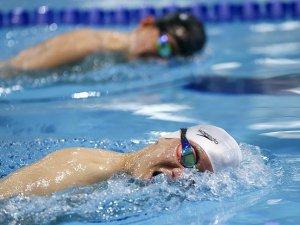 Paralimpik yüzücülerden 5 madalya