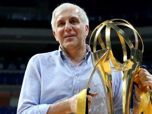 Zeljko Obradovic: 'Bu seneden daha iyi olacağız'