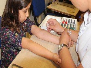 'Alerjik çocuğun tetkik ve tedavisi yazın yapılmalı'