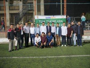 """Konya AK Gençlik'ten """"Kardeşliğimiz"""" futbol turnuvası"""