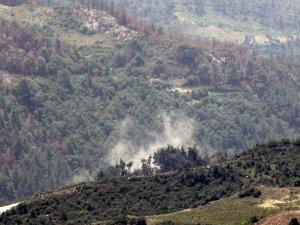 Esed güçleri Türkmendağı'nda bir köyün kontrolünü ele geçirdi
