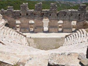 Kibyra Antik Kenti ziyarete açılacak