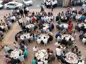 KONTİMDER'den, şehit aileleri ve kimsesiz çocuklara iftar yemeği