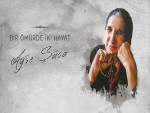 Senarist yazar Ayşe Şasa vefatının 2. yılında anılıyor