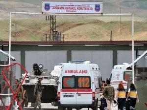 Muş'ta PKK'lı teröristler karakola saldırdı