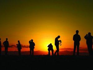 Beyşehir'in ünlü günbatımını dünya izleyecek