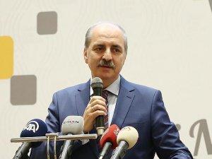 Kurtulmuş: Güçlü medya mensubu, güçlü Türkiye medyası için şarttır