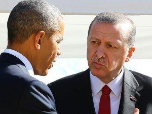 Cumhurbaşkanı Erdoğan'dan Obama'ya taziye telefonu