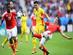 Romanya ile İsviçre berabere kaldı