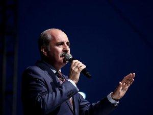 Kurtulmuş: Kimse Türkiye'ye istikamet gösteremeyecektir