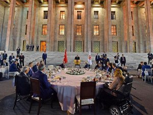 TBMM Başkanı Kahraman'dan iftar daveti