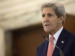 Kerry: 'Burada öylece oturmayacağımızı dile getirdik'
