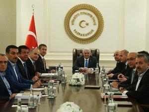 Ekonomi Koordinasyon Kurulu toplantısı sona erdi