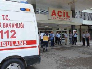 Adana'da yaralı polis Mehmet Oflaz hastanede şehit oldu