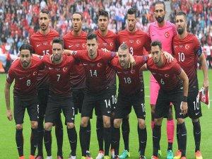 A Milli Futbol Takımı'nın rakibi İspanya