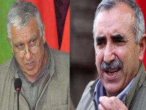 PKK'nın elebaşları birbirine girdi