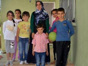 Terör mağduru 70 aile devletin sunduğu olanaklarla yaşamlarını devam ettiriyor