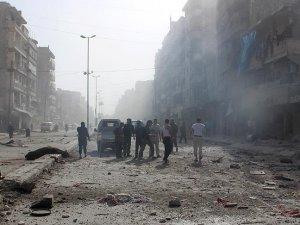 Rus jetleri Halep'te hastane ve ilaç fabrikasına saldırdı