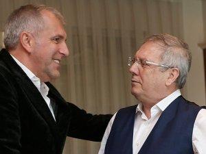 F.Bahçe'de Obradovic ile yöneticiler yemekte buluştu