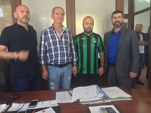 Sakaryaspor, Murat Hacıoğlu ile 1 yıllık sözleşme imzaladı